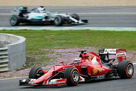 От Ферари: Конкурентите ни крият скоростта си