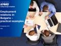 KPMG даде практически примери за работодатели в България