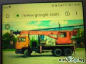 Автокран услуги ,под наем камион и кран