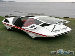 Богаташ купи прототипа Ferrari 512S Modulo от Pininfarina