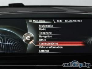"""""""Златен компютър"""" за BMW ConnectedDrive"""