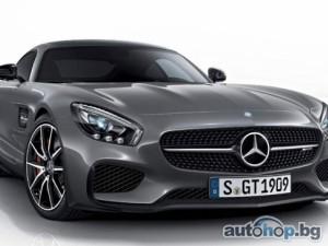 Изтече снимка на Mercedes-AMG GT Edition 1