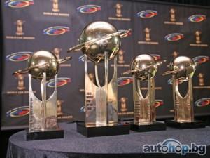 Кои са претендентите за световен автомобил на годината?