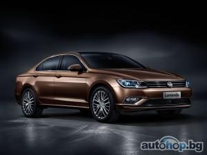 Купето на VW ще се нарича Lamando