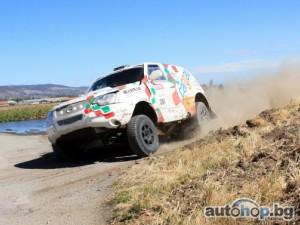 Над 100 машини на старта на Balkan Breslau Rallye 2014 този уикенд