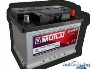 нови акумулатори Mutlu с 30 мес. гаранция