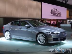 Обявиха цените за Jaguar XE