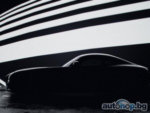 Разкриват AMG GT на 9 септември