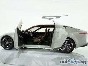 Серийният Kia GT идва през 2016-а