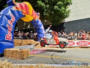 Следващата седмица е Red Bull Soapbox