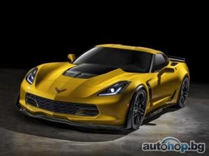 Следващият Corvette ще бъде със средноразположен V8