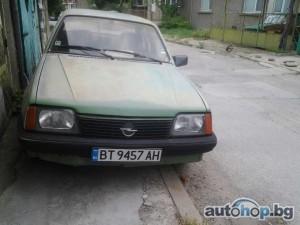 1982 Opel Ascona 1.6 sh