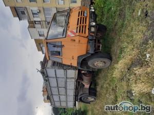 1982 Steyr 1291