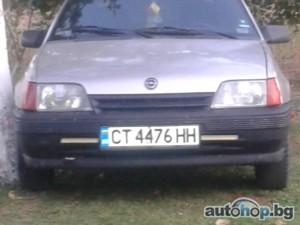 1991 Opel Kadett GLS