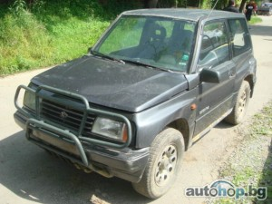 1991 Suzuki Grand Vitara 1.6 8V
