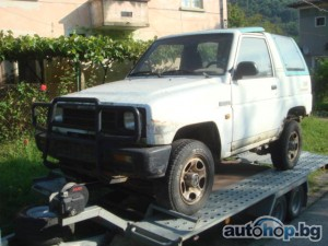 1993 Daihatsu Feroza 1.6
