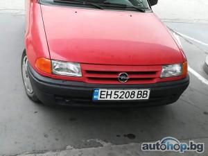 1993 Opel Astra 1.4i