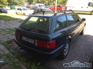 1994 Audi 80 B4 Avant 115 ks 2.0 ABK