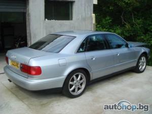 1997 Audi A8 4.2 Quattro