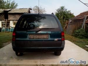 1997 Opel Astra 1.6