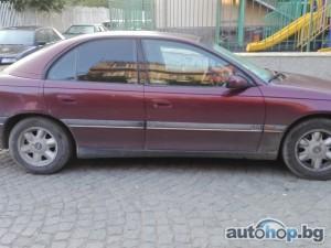 1997 Opel Omega