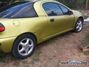 1997 Opel Tigra 1.4i-16V