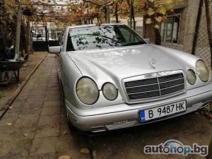 1998 Mercedes-Benz E 220 E 220 CDI