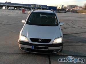 1999 Opel Zafira 1.6i-16V