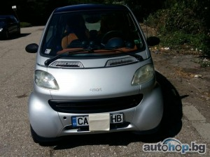 1999 Smart ForTwo