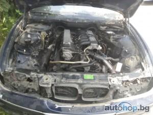 2000 BMW 525 525td - 143kc - Na chasti - 2br
