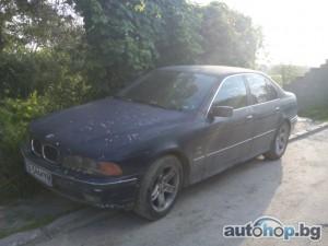 2000 BMW 525 525td - 143kc - Na chasti