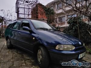 2000 Fiat Palio Weekend 70 Tds