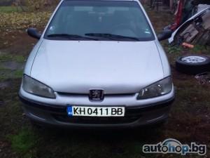 2000 Peugeot 106 1.1