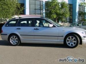 2001 BMW 318 318Ci