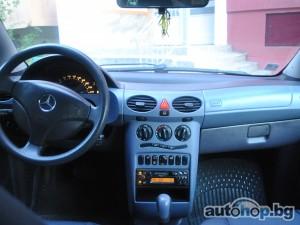 2001 Mercedes-Benz A 170 A 170 CDI