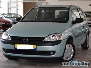 2001 Opel Corsa 1.2 16v
