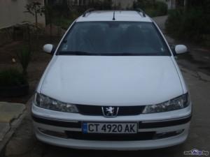 2001 Peugeot 406 2.2 HDI