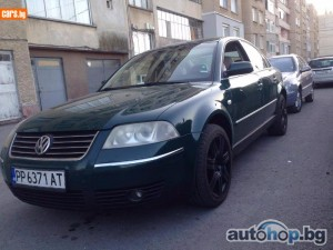 2001 VW Passat 1.9 TDI