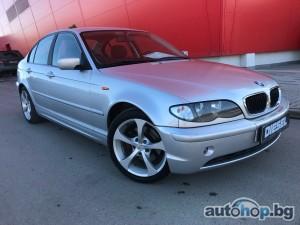 2003 BMW 320 320Cd