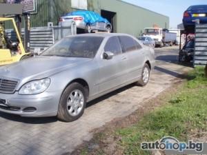 2003 Mercedes-Benz 320 3.2cdi / 500i - Na chasti