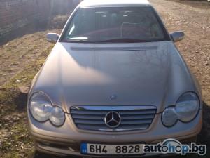 2003 Mercedes-Benz C 180 C 180 Kompressor