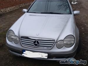 2003 Mercedes-Benz C 220 C 220 CDI