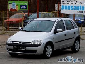 2003 Opel Corsa 1.4i Sport