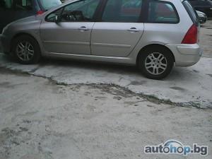 2003 Peugeot 307 2.0 HDI