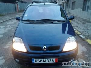2003 Renault Scenic 1.6