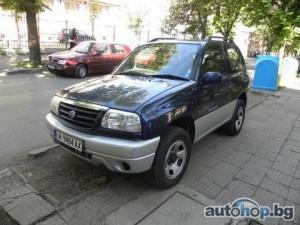 2003 Suzuki Grand Vitara 1,6