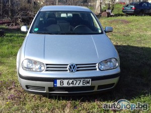 2003 VW Golf 2.0 4motion