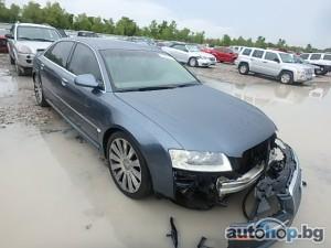 2004 Audi A8 3.0 TDI quattro / 4.2i / 4.2tdi / 3.3tdi - Na chasti - 6 br. - Nov vnos