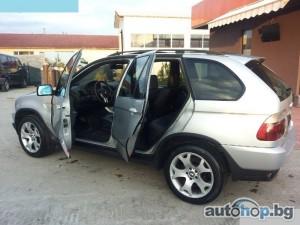 2004 BMW X5 3.0td /4.4i - nov vnos - Na chasti