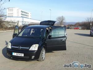 2004 Opel Meriva 1.7 CDTI